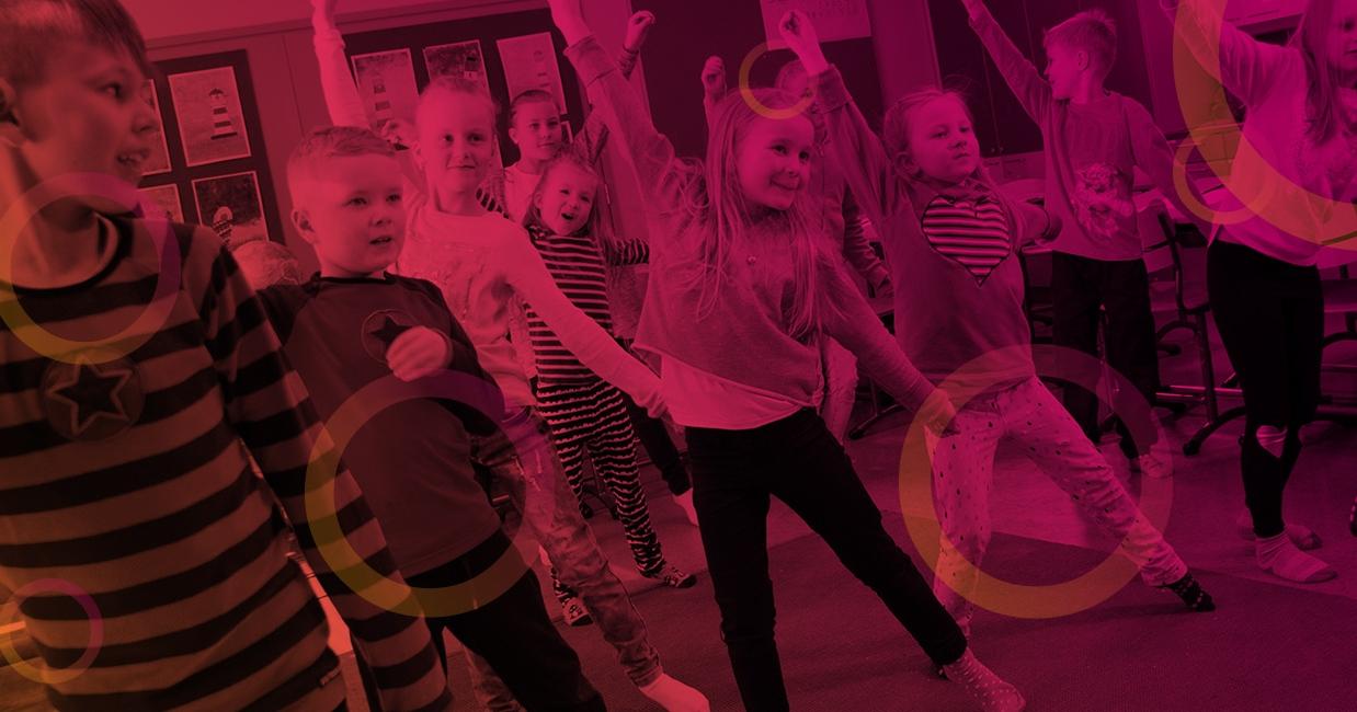 Aikuisen ja lapsen liikuntatuokiot alkavat tammikuussa Valveella!